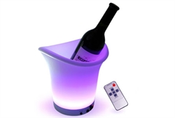 LED Colorful Ice Bucket