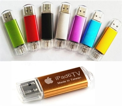 Double USB Flash Drive