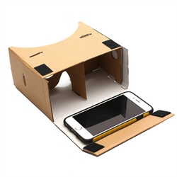 3D Cardboard Virtual Reality Glasses