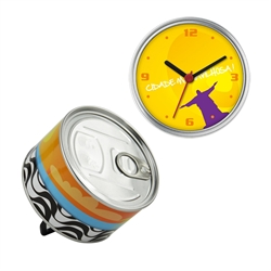 Canned Clock