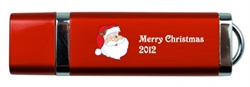 Santa Claus USB Flash Drive