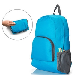 Portable Folding Backpack