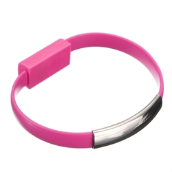 USB Cable Wristband