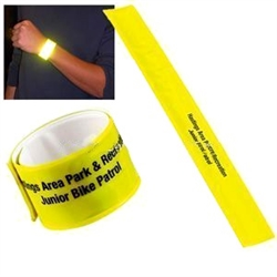 Reflective Snap Band