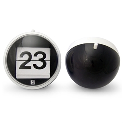 Ball Shape Calendar